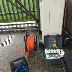 Electrical Earth Condition Monitoring
