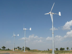 Effective earthing Wind Turbine Generator